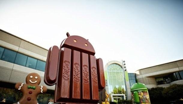 Kitkat Androïd