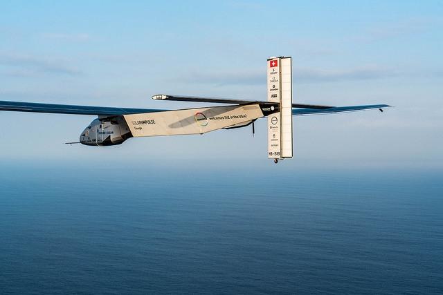 Solar Impulse 2, innovation