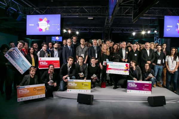 Grand Prix de l'Innovation Paris 20