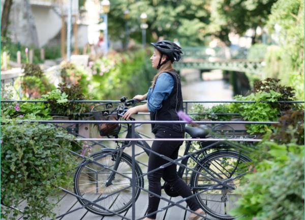 B SAFE 1, innovation cycliste