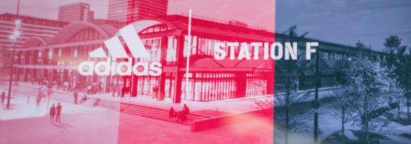 A Station F/ Adidas